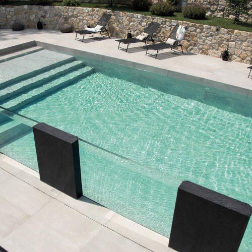Zwembadrand en terrastegels-Kronos
